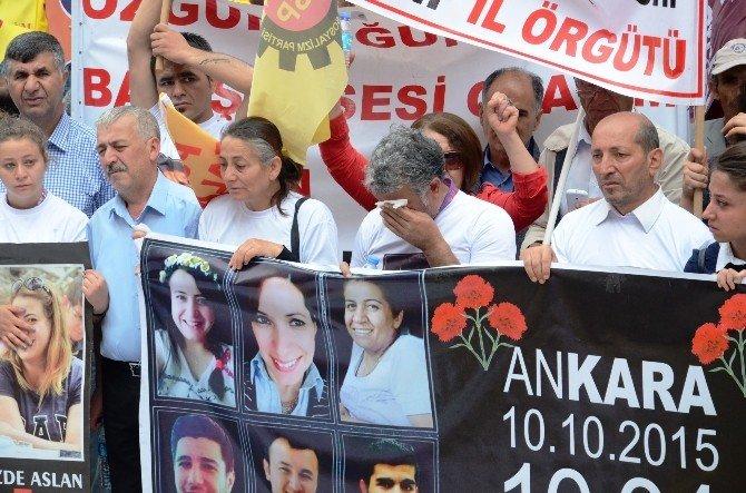 Malatya'da 1 Mayıs Kutlamaları