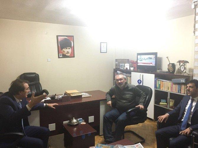 Aydemir: 'Siftahı Şükür Olan Esnafımız Gururumuzdur'