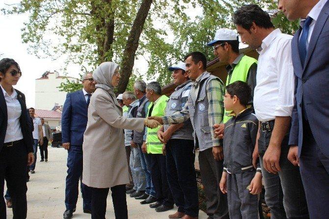 Bakan Ramazanoğlu'dan Terör Tepkisi