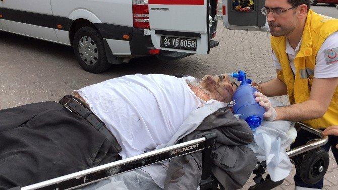 TOMA'nın Çarptığı Vatandaş, Hayatını Kaybetti