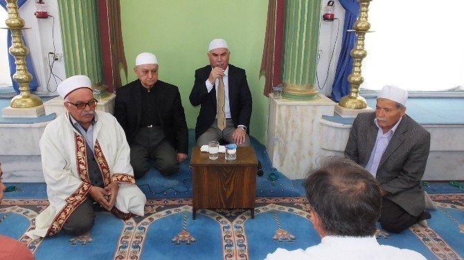 Burhaniye İlçesi İsmail Coşar'ı Ağırladı