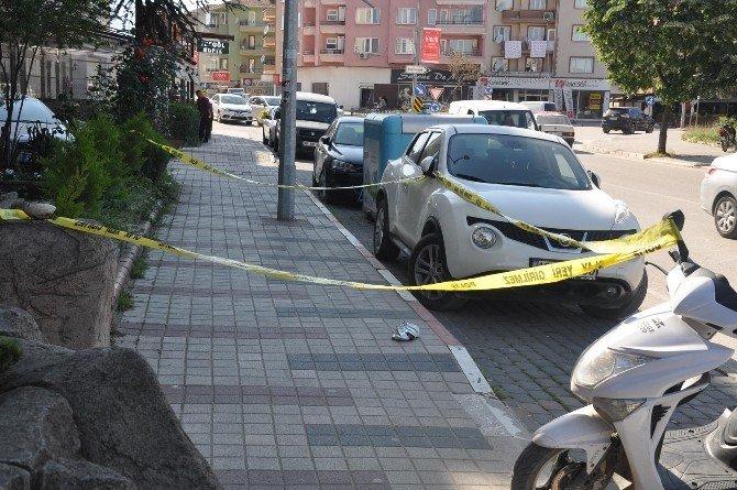 Bebek Arabasından Düşen Çanta Polisi Alarma Geçirdi