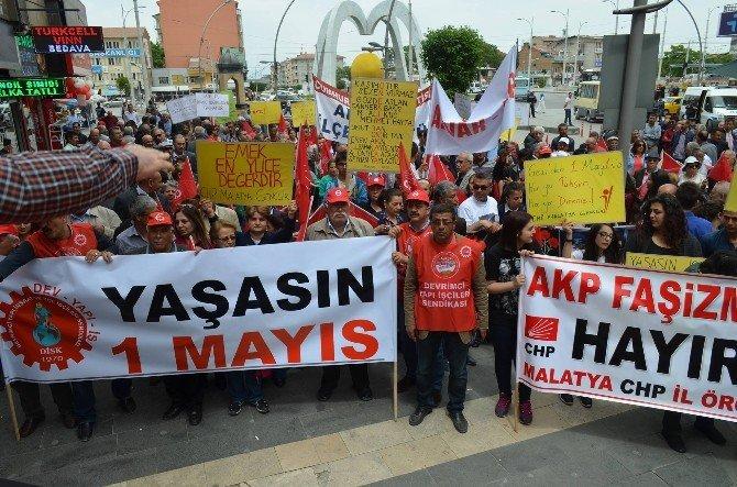 CHP İl Örgütü, 1 Mayıs İşçi Bayramı'nı Kutladı