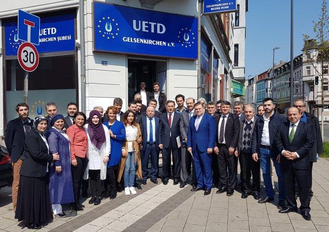 Malkoç: Türkiye, başkanlık sistemiyle koalisyon hükumetlerinden kurtulacak