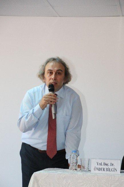 """Dr. Önder Bilgin: """"Tarihi Hatırlamayan Toplum Hafızasını Kaybeder"""""""