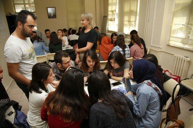 Odunpazarı Belediyesi'nden ESOGÜ Öğrencilerine Eğitim