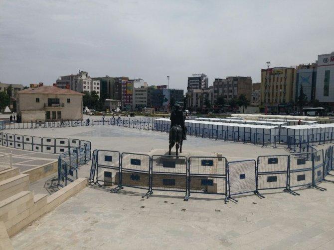 Şanlıurfa'da 1 Mayıs kutlamaları iptal edildi