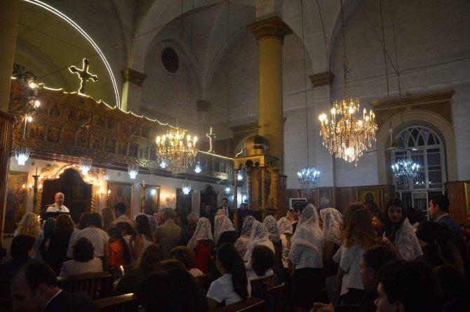 Hristiyanların Paskalya ayininde barış mesajları verildi