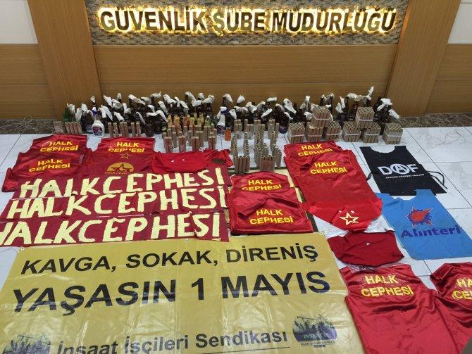 İstanbul'da 1 Mayıs olaylarında 231 kişi gözaltına alındı