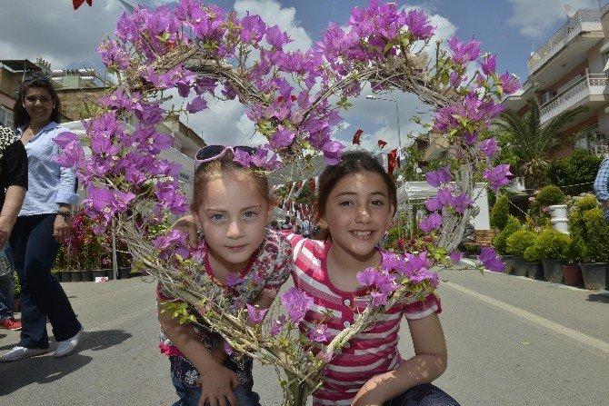 19. Uluslararası Çiçek Festivali'nde Geri Sayım