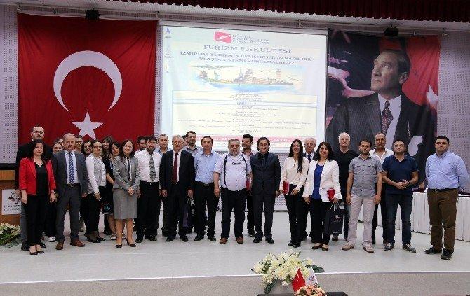 'İzmir'de Turizmin Gelişmesi İçin Nasıl Bir Ulaşım Sistemi Kurulmalı' Paneli