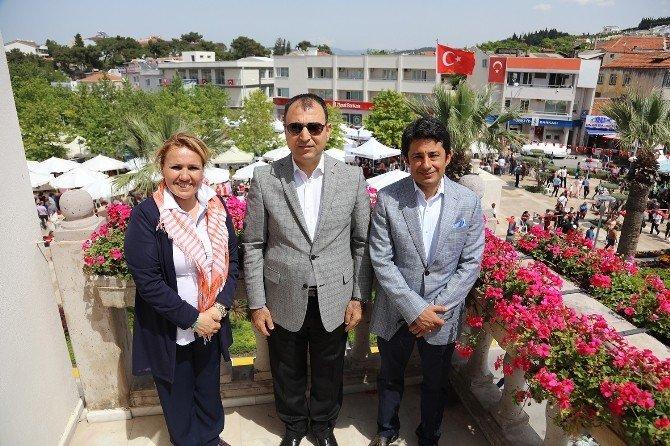 Urla'da 2. Uluslararası Enginar Festivali