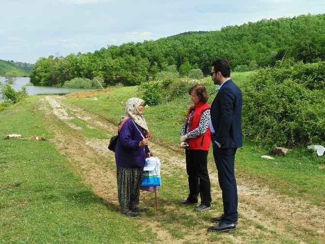 İzmit Köylerine Tarımsal Bilgilendirme