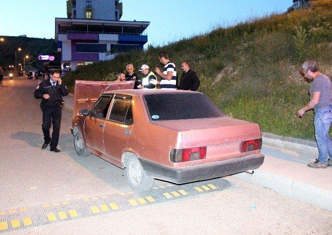 Karabük'te Tüp Yüklü Araç, Bomba Paniğine Neden Oldu