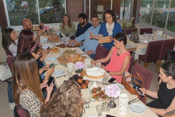 Bloggerlar Kent Tesislerine Hayran Kaldı