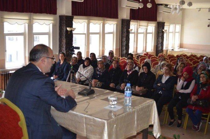 Başkan Şinasi Gülcüoğlu Typ Personeliyle Bir Araya Geldi