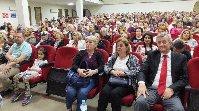 Burhaniye'de Yeşilçam Müzikleri Konseri