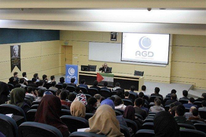 'Kudüs Günü' İsimli Konferans SAÜ'de Düzenlendi