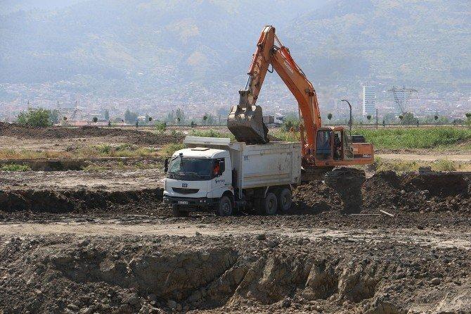 Manisa'ya Modern Atıksu Arıtma Tesisi