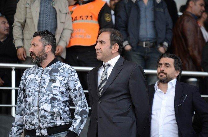 Medicana Sivasspor, Akhisar Belediyespor Maçı Sonrası Tribünler Karıştı