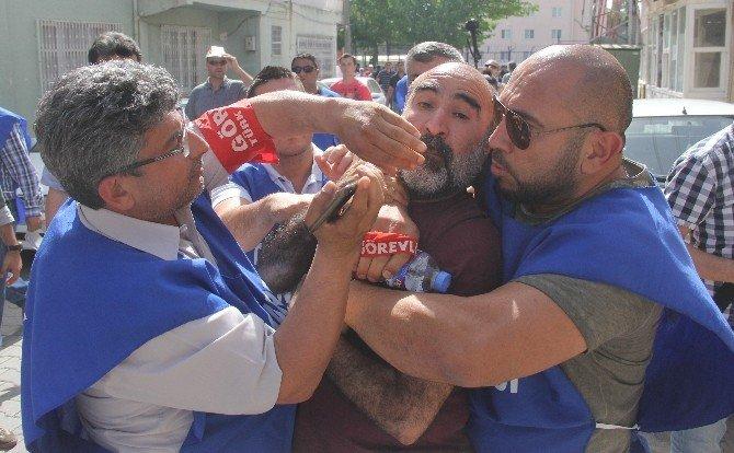 CHP İl Başkanına İşçiden Şok Tepki