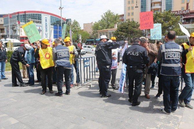 Niğde'de 1 Mayıs İşçi Bayramı Olaysız Kutlandı