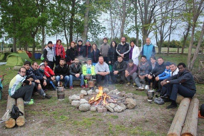 Kızılırmak Deltasında Doğa Kampı