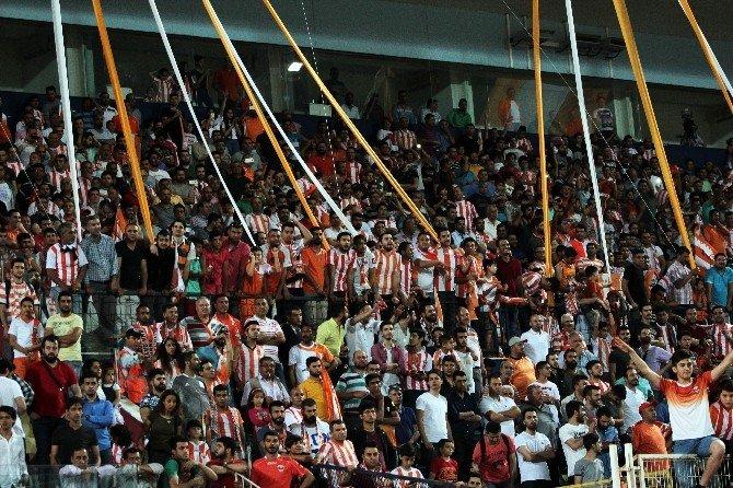 Adanaspor Şampiyonluk Kupasını Aldı