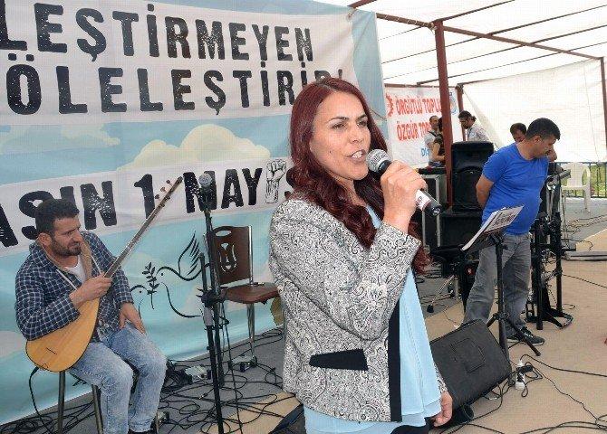 Siirt'te 1 Mayıs Kutlamaları
