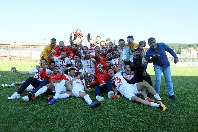 Kastamonuspor 1966, Kupasına Kavuştu