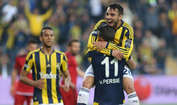 Fenerbahçe: 3 - Gaziantepspor: 0