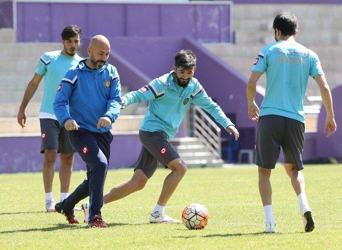 Osmanlıspor, Kasımpaşa Maçı Hazırlıklarını Tamamladı