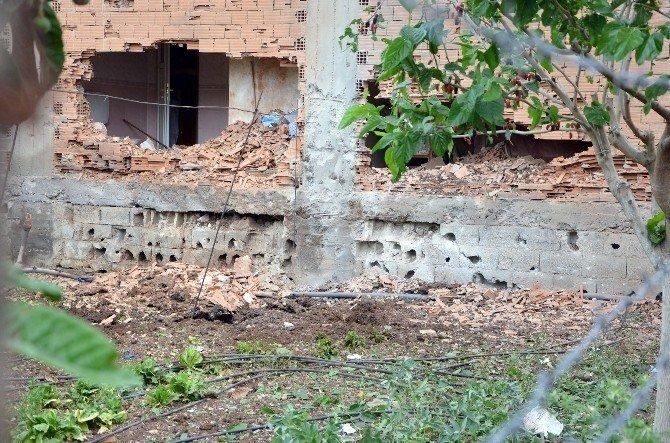 Kilis'e Roketler Düştü: 4 Yaralı