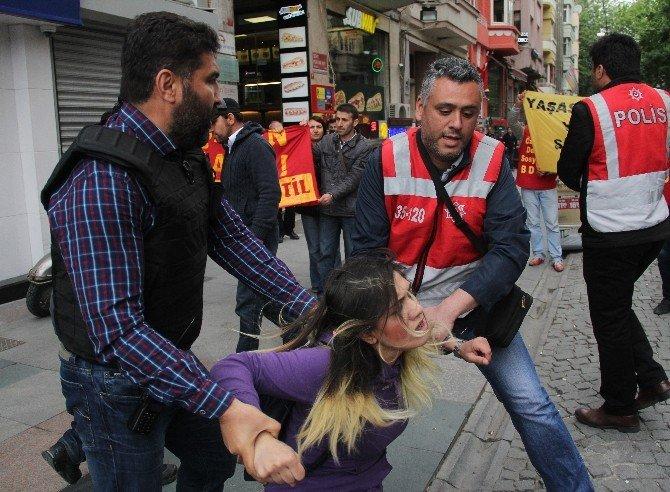 Beyoğlu'nda 4 Gözaltı