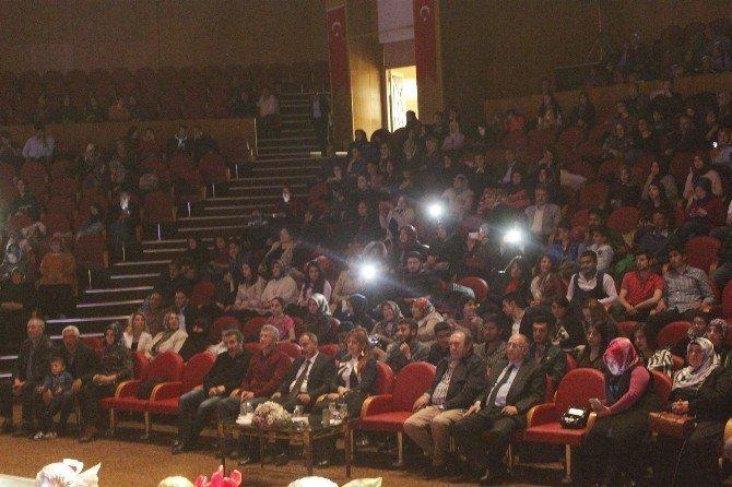 TRT Erzurum Müdürlüğü'nün Gençlik Korosundan Konser
