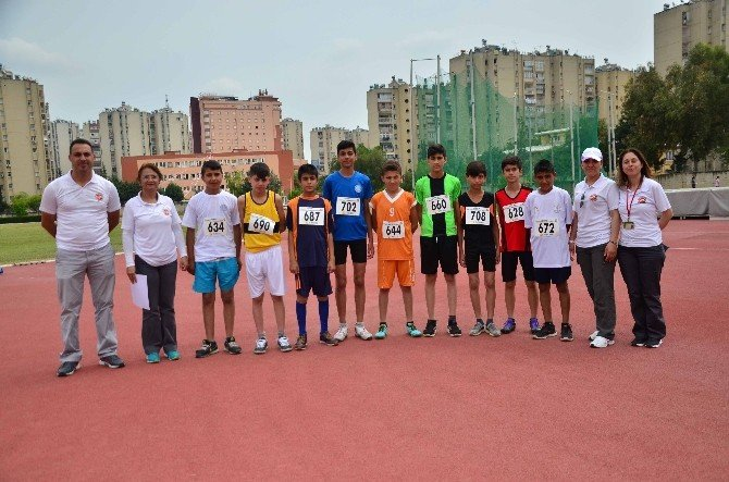 Turkcell Küçükler Atletizm Grup Yarışları