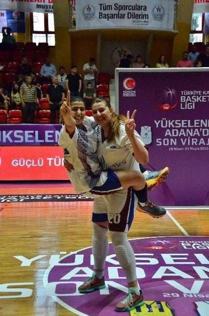 Türkiye Kadınlar Basketbol Ligi Play-off Final Grubu