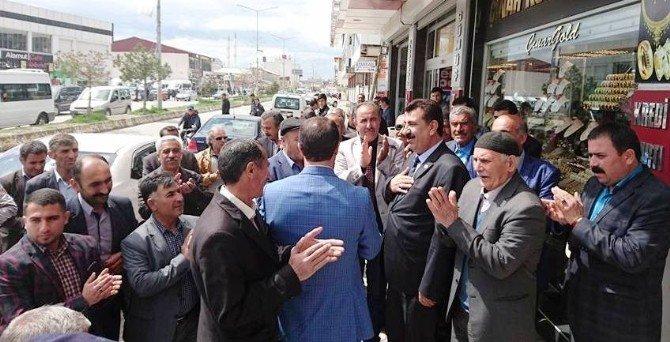 Tüdkiyeb Genel Başkanı Nihat Çelik Memleketinde Coşku İle Karşılandı