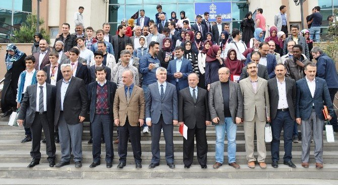 Iğdır'da 7. Uluslararası Arapça Bilgi Yarışması Yapıldı