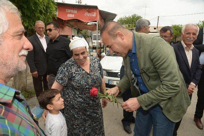 """Sözlü: """"Susuzluk Ve Yolsuzluk Adana'nın Gündeminden Çıkacak"""""""