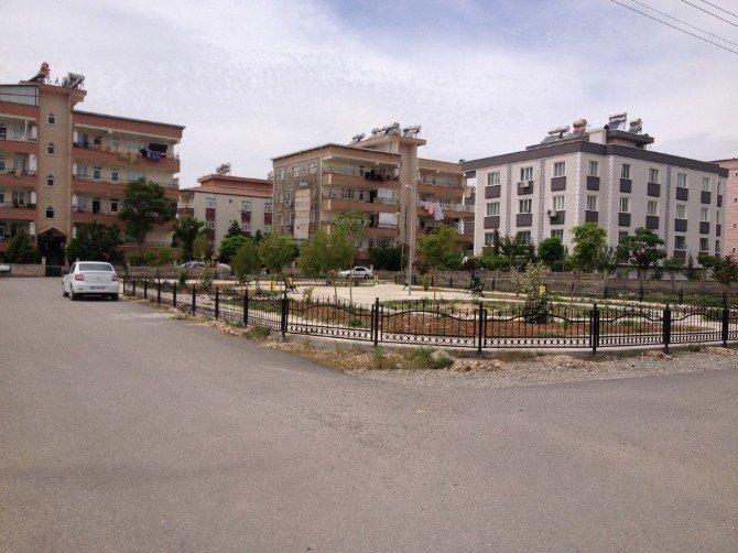 Adıyaman Belediyesinden Park Çalışması