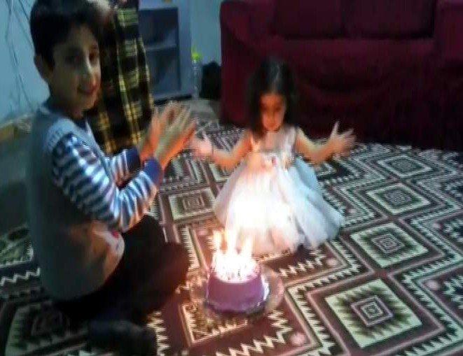 Doğum Günü Kutlaması Faciayla Bitiyordu