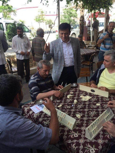 Hamza Dağ'dan İzmir Mesaisi