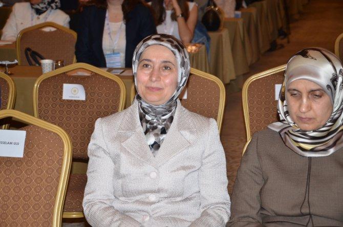 Sare Davutoğlu: Sağlıklı bir yaşam sağlıklı bir gebelikle başlar