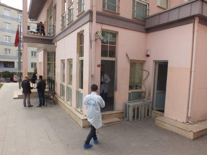 PTT şubesi bir ay içinde ikinci kez soyuldu