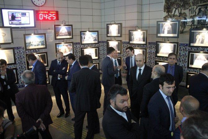 'Valide Sultan Hayratları' fotoğraf sergisi açıldı