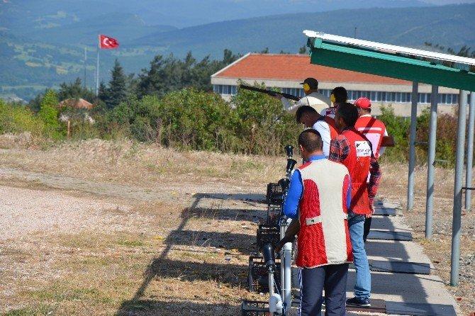Biga'da Trap Ve Kurşun Atış Yarışması