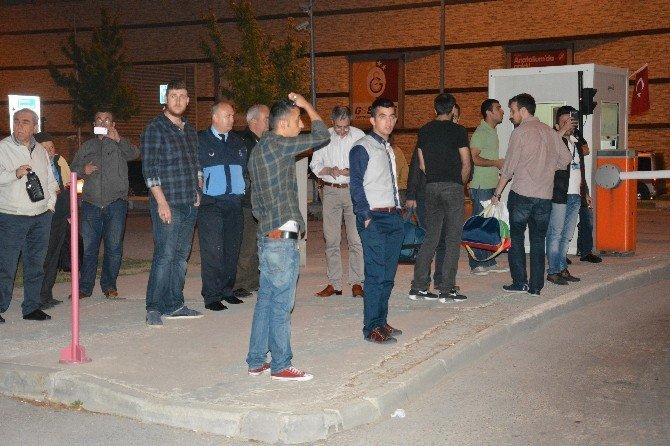 Bursa'da Bomba Paniği, Terminal Tamamen Boşaltıldı