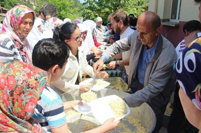 Çan'da Köy Hayırları Devam Ediyor