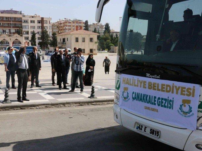 Demirkol, Öğrencileri Çanakkale'ye Uğurladı
